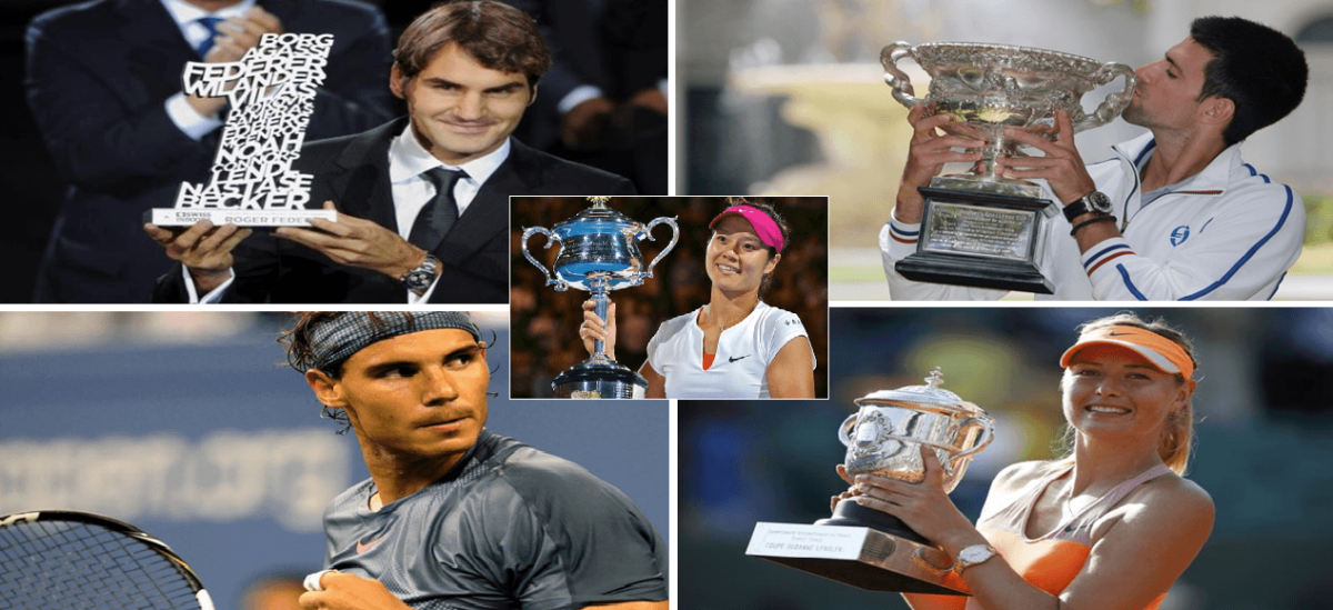 Top 5- Highest Paid Tennis Players in 2014