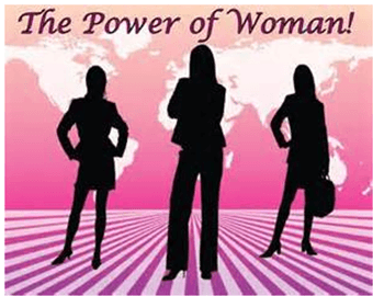 Five Most Powerful Women In The World