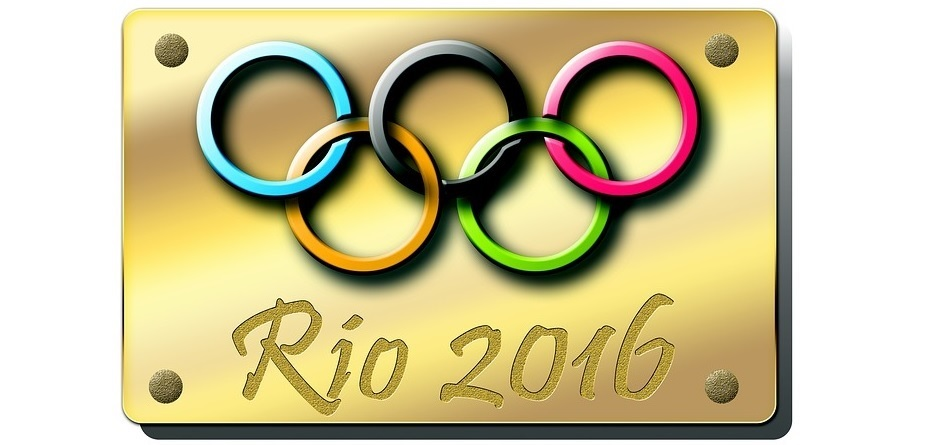 "Top Ten ""Medal Standing"" Countries: RIO OLYMPICS 2016"