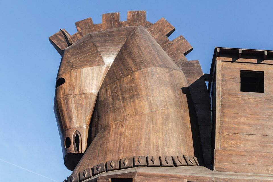 The tale of TROY – The Legendary Trojan War