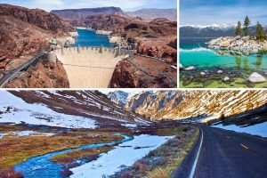 Visit attractions in nevada