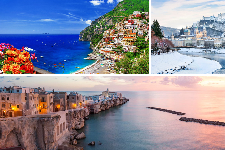 11 Best Destinations in the USA that Feels Like you're in Europe