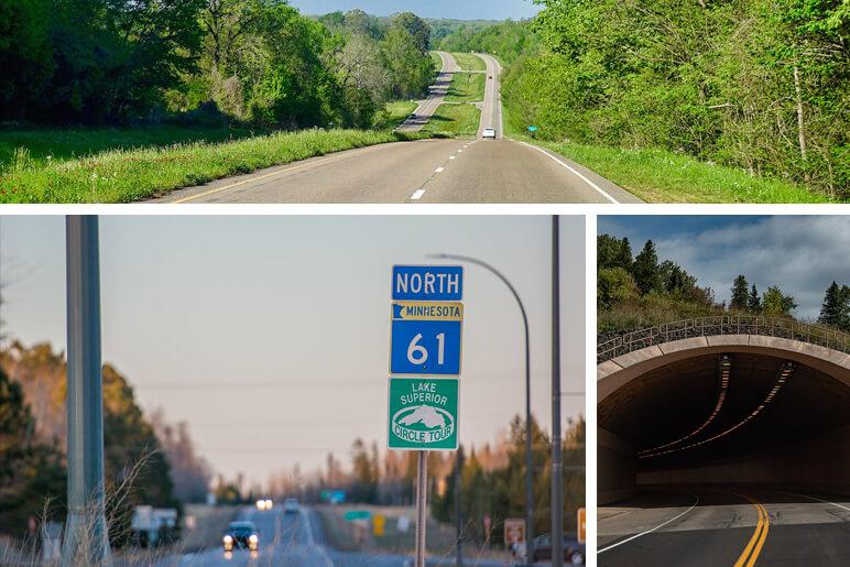 Minnesota's Route 61