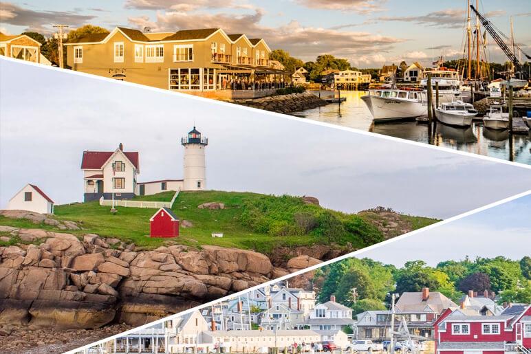 New England's Coast