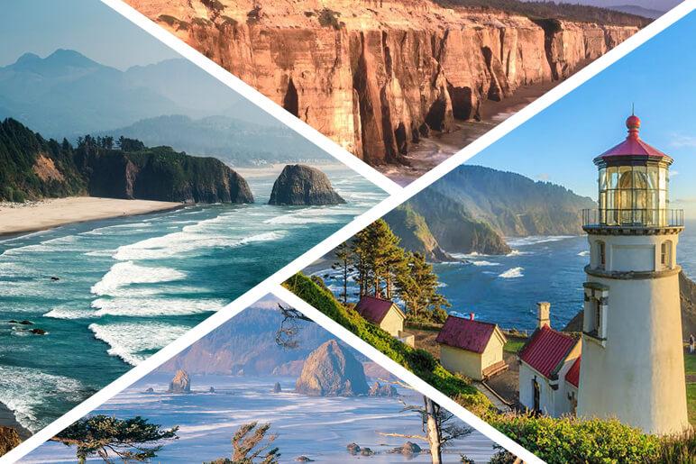 Oregon's Pacific Coast