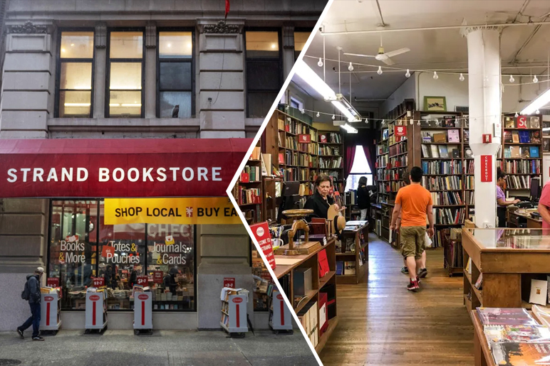 The Strand Book Store